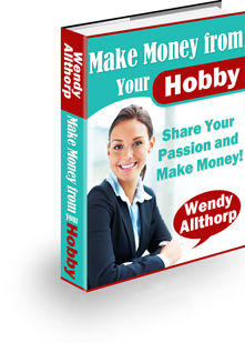 how to make money with photography hobby